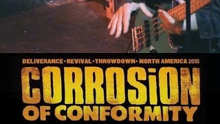 Corrosion Of Conformity - Paranoid Opioid (live 12-10-2015)