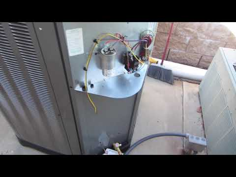 Rheem RA 16 condenser with new ADP coil