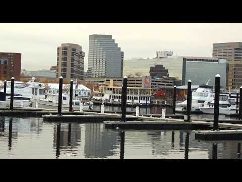 25 Minutes in Baltimore Inner Harbor Looking NW