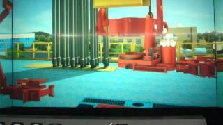 勝利油田「鑽井模擬沈浸式系統」