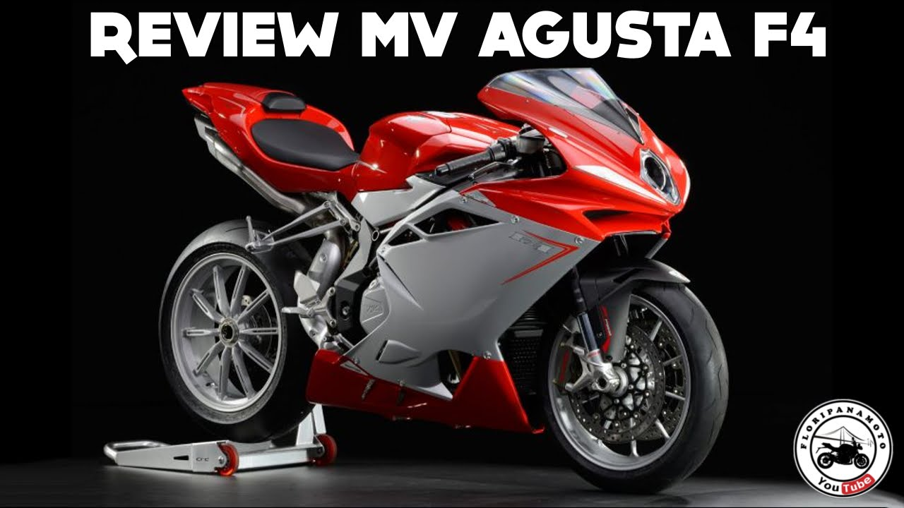 REVIEW #04 - MV AGUSTA F4 - YouTube