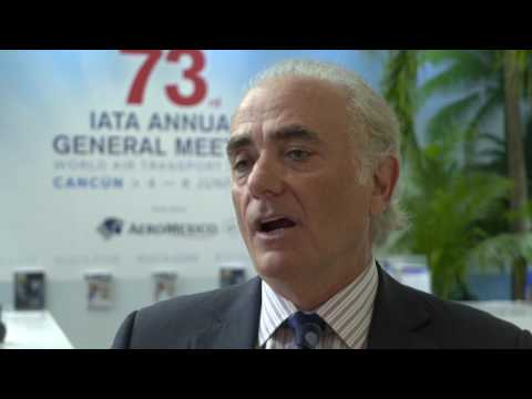 Interview With Calin Rovinescu