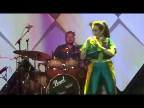 Reza Artamevia ~ Aku Wanita (11th Java Jazz Festival 2015)