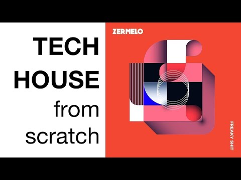 How To Produce Tech House From Scratch Using A Reference