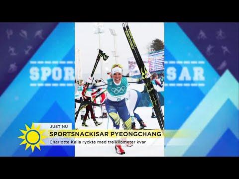 OS-guld till Kalla - efter ett superdrama! - Nyhetsmorgon (TV4)