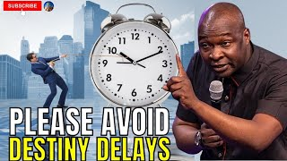 SEE WHAT HAPPENS WΗEN YOU DELAY IN FULFILLING GOD'S PLAN FOR YOUR LIFE | APOSTLE JOSHUA SELMAN