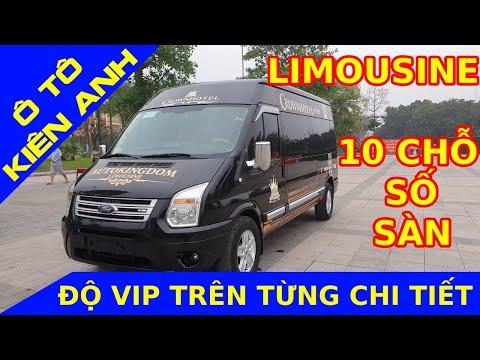 LH: 0975686232 ׀ Ford Dcar Limousine 2014 10 chỗ số sàn - Limousine Mĩ không dịch vụ