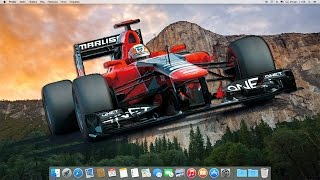 Тест игры F1 2012 на Mac OS X Yosemite 10.10 Developer Preview 6 – Hackintosh(, 2014-08-20T07:33:02.000Z)