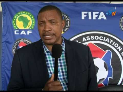 Regional Football Administration Has Donated  Football Equipment