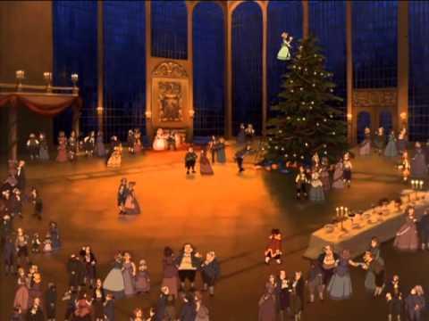 La Belle Et La Bête 2 Le Noël Enchanté Décorons Larbre De Noël