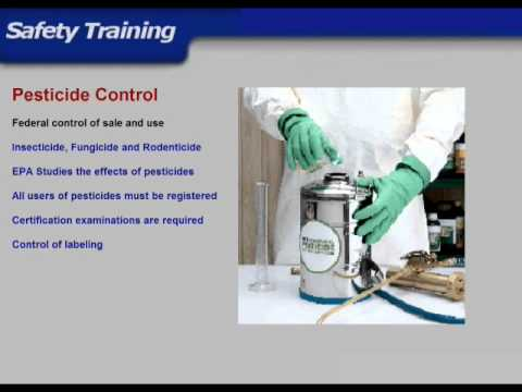Environmental - Safety Training Video Course - SafetyInfo.com