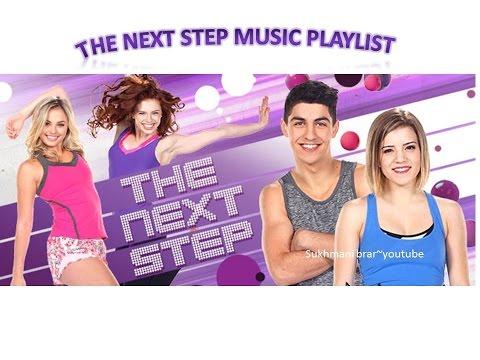 THE NEXT STEP MUSIC PLAYLIST