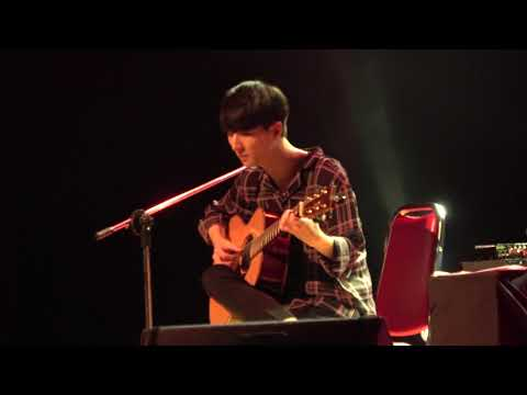 (Mayday) I Won't Let You Be Lonely - Sungha Jung (Live) - วันที่ 06 Nov 2017