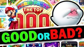 Will it Be GREAT or GARBAGE? My Thoughts on Mario Party: The Top 100