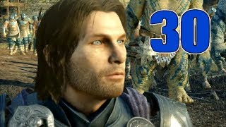 """Middle Earth: Shadow Of War Gameplay Walkthrough // Part - 30 """"SIEGE"""" (Let"""