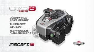 Le moteur BRIGGS & STRATTON 675iS InStart® séries