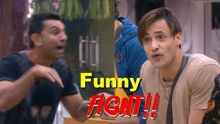 Bigg Boss 13 : Tehseen Poonawalla Funny Fight With Asim Riaz | Day 40