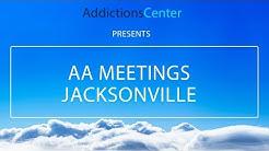 AA Meetings Jacksonville - 24/7 Helpline Call 1(800) 615-1067