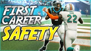 Safety Hit on Cam Newton! | Madden 20 Career Mode Ep. 17 (S2)