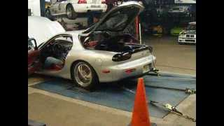 This is just a bit of cruising tuning in the 93 RX7 a few years bac...