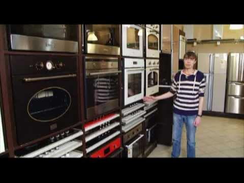 Главный секрет шеф-повара - духовой газовый встраиваемый шкаф для кухни