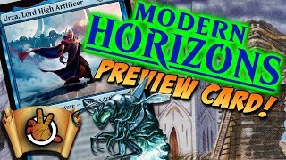 Modern Horizons Preview Card l The Command Zone #268 l Magic: the Gathering Commander / EDH