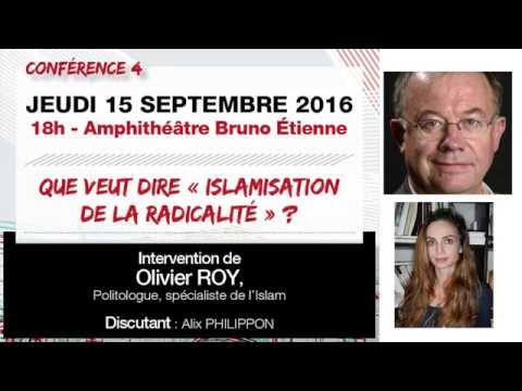 que veut dire islamisation de la radicalit olivier roy et alix phillipon youtube. Black Bedroom Furniture Sets. Home Design Ideas