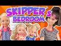 Barbie - Who Gets Skipper's Room? | Ep.196