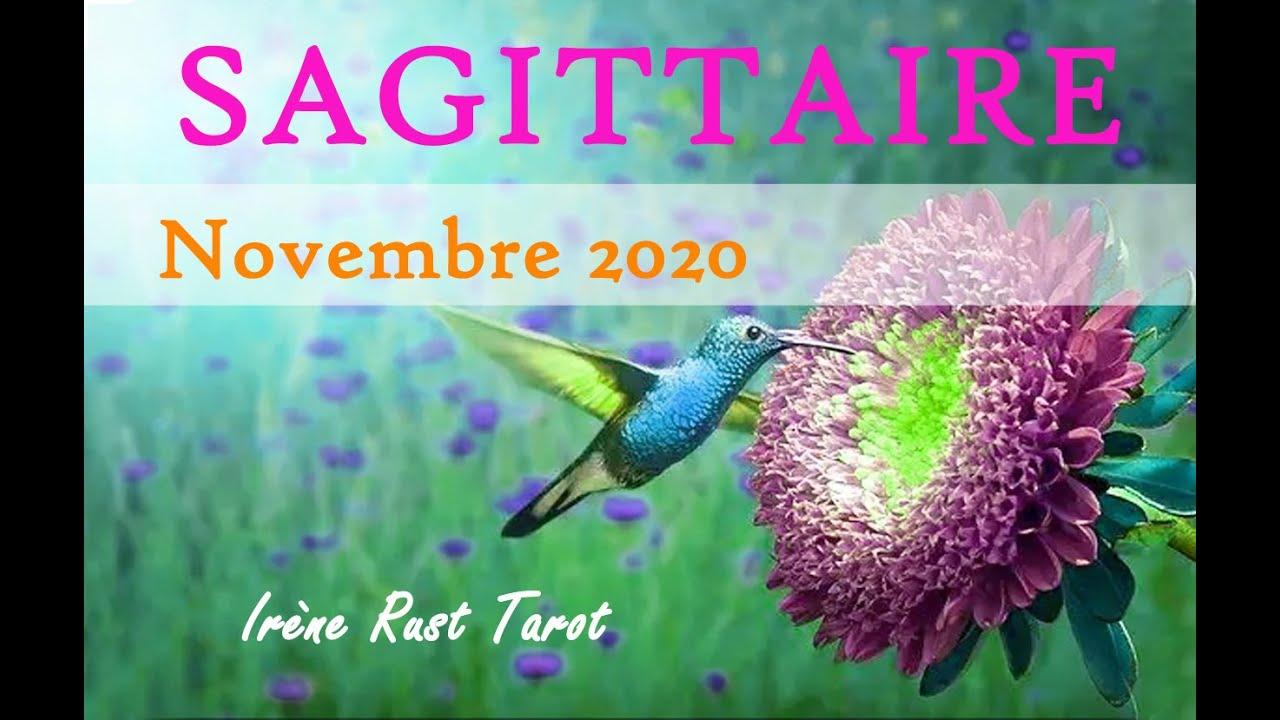 """SAGITTAIRE - """" Une victoire après une bataille !"""" - NOVEMBRE 2020"""