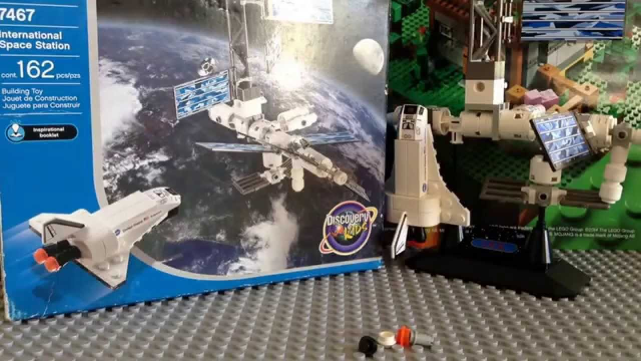 lunar space station lego review - photo #22