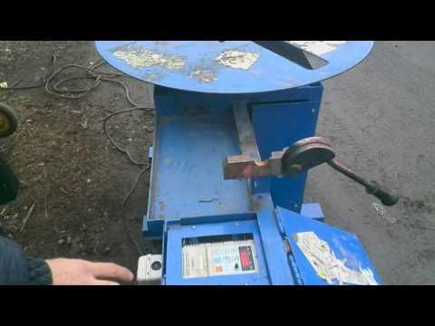 видео: Станок намоточный перемоточный с регулировкой скорости.2