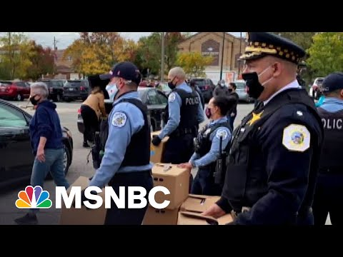 Chicago Turns To Community Policing Amid Crime Spike | MSNBC