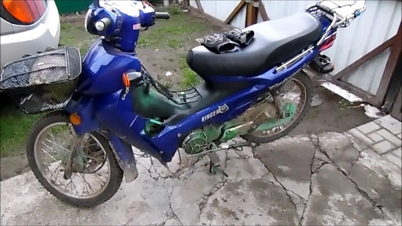 Мопед на лето. Honda giorno и giorno crea обзор - YouTube