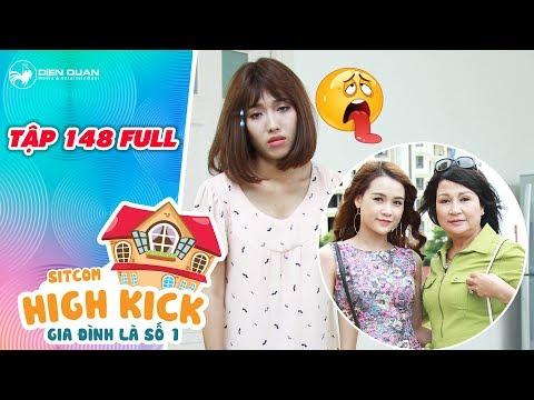 Gia đình là số 1 sitcom   Tập 148 full: Diệu Hiền trở thành người làm để giúp Kim Chi giữ thể diện