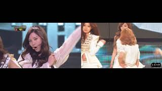 SNSD and SONE - Killer Fan Chants! #1 - Stafaband