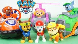 Patrulha Canina Português Brinquedos do Desenho com Distintivo e Carros PAW PATROL TOYS