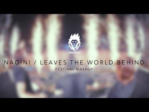 Nagini - Bougenvilla // Leaves the world behind - Swedish House Maffia [Rawspeare Festival Mashup]