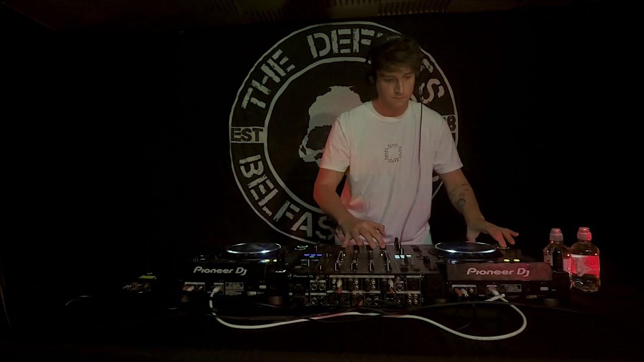 Murdock LIVE - Lockdown Techno
