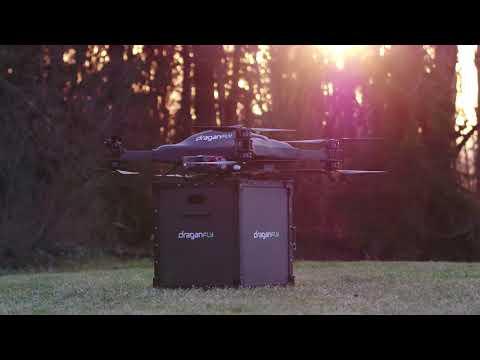 Draganfly Uplists to NASDAQ