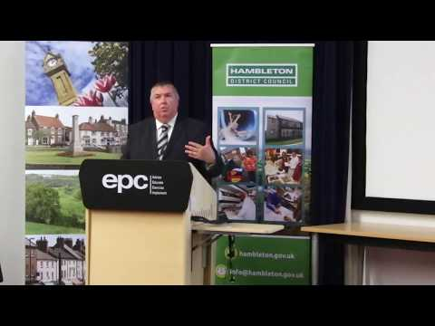 David McKnight presentation - Hambleton Business Conference 2017