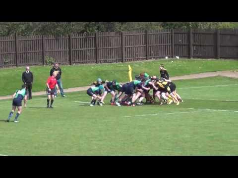 Ronnie Innes Boroughmuir u16 v Currie 23 April 2017