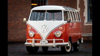 1962 Volkswagen 23 window bus