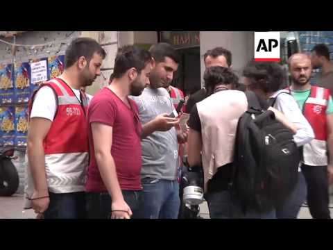 Istanbul - Clashes at gay pride rally in Turkey | Editor's Pick | 26 June 16