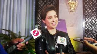 Lea Salonga talks about politics, Lupang Hinirang and updates on her movie with Aga Muhlach