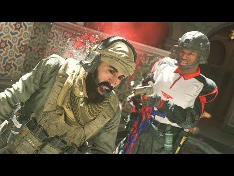 The MOST INCREDIBLE Moments Of MODERN WARFARE - Call Of Duty Modern Warfare Multiplayer #40