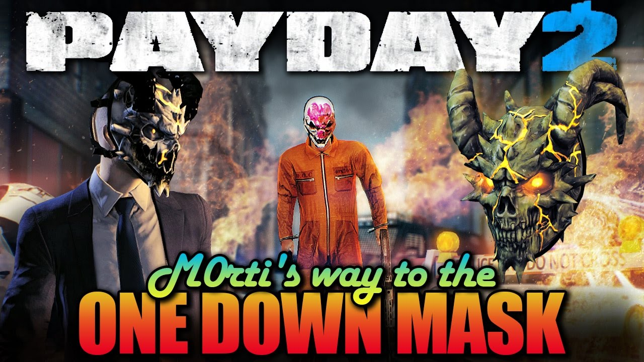One Down Hoxton Breakout Payday 2 M0rti S Way To The One Down