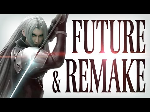 BEYOND THE MEMORY | FF7 Remake / FFVII History