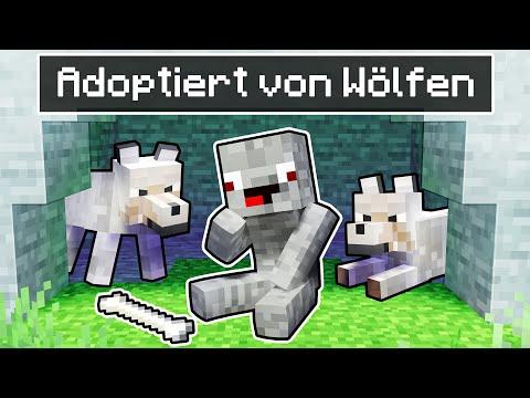 Adoptiert von WÖLFEN in Minecraft !