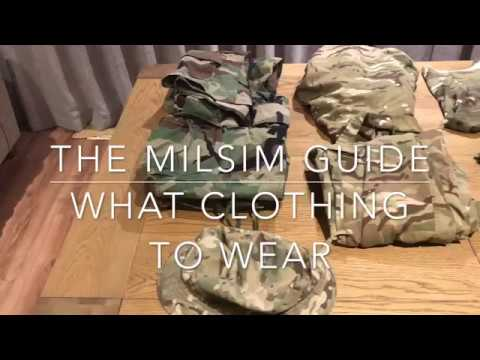 THE MILSIM GUIDE: WHAT CLOTHING TO WEAR! #2