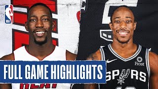 HEAT at SPURS | FULL GAME HIGHLIGHTS | January 19, 2020
